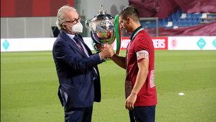 """Reggiana, capitan Spanò si ritira a 26 anni: """"Ora voglio studiare"""""""