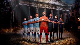 Lazio, le nuove maglie 2020/21