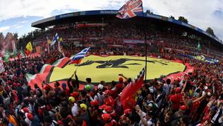 GP di Monza senza pubblico: confermate le porte chiuse
