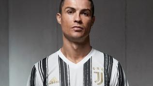 Juventus, ecco la nuova maglia ispirata all'arte contemporanea