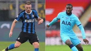 Inter-Spurs, intrecci di mercato: possibile scambio Ndombele-Skriniar