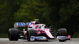 AAAcercasi pilota: strane risposte social per Racing Point