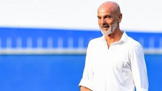 """Pioli alza l'asticella: """"L'anno prossimo obiettivo Champions"""""""