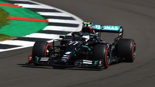 Bottas davanti ad Hamilton, dubbi per le Ferrari