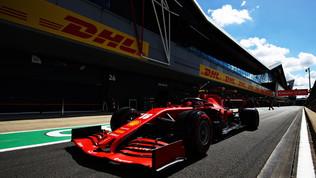 """Leclerc: """"Non mi aspettavo il 4° posto"""". Vettel: """"Ritmo a fatica"""""""