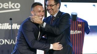 """Bartomeu: """"Procedimento contro Arthur, Lautaro in stallo. E su Messi..."""""""