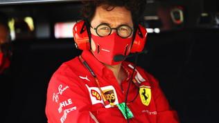 """Binotto: """"Grande Leclerc, abbiamo fame e voglia di fare bene"""""""