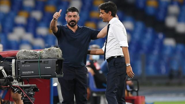 Il fisioterapista della Lazio si scusa con Gattuso dopo l'insulto