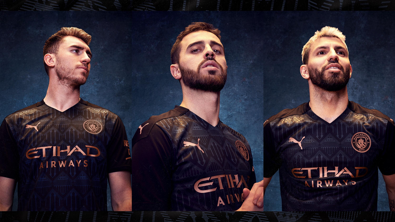 Manchester City, ecco la divisa da trasferta 2020/21 | Foto ...