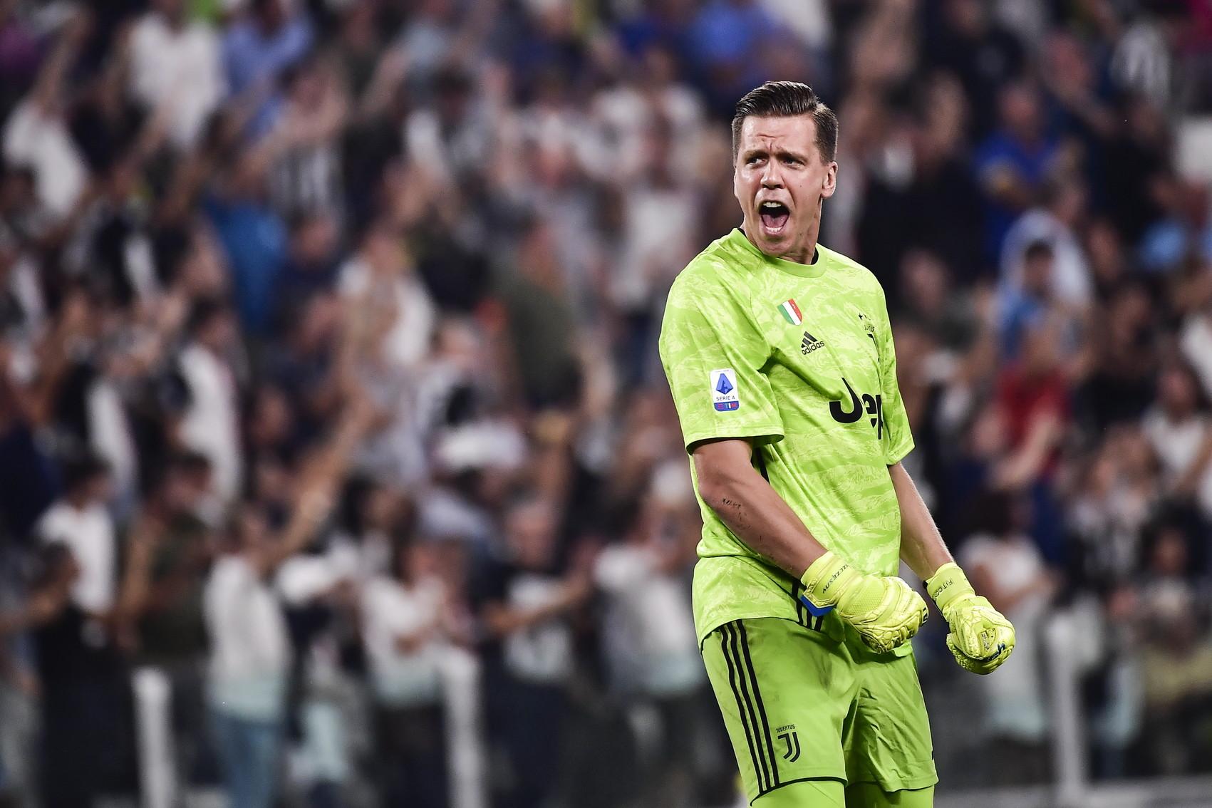 Portiere: Szczesny (Juventus)