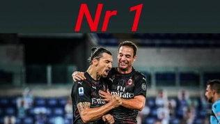 """Ibra, messaggio al Milan: """"Bonaventura è il numero uno"""""""
