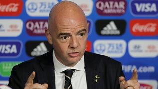 "La Fifa difende Infantino: ""Indagine grottesca e ingiusta"""