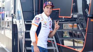 Danni alla placca di titanio,Marquez operato ancora alla spalla