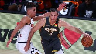 Gallinari non basta ai Thunder, Melli sorride,Davis fa volare i Lakers