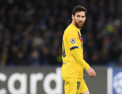 Napoli, incubo Messi: è lui mister ottavi di finale   News