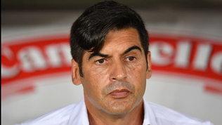 """Fonseca: """"Non siamo Inter e Juve, serve continuità. Dzeko? Nessun rigore..."""""""