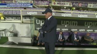 La nuova Fiorentina di Iachini