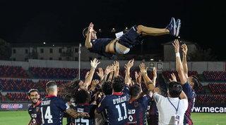 """Il Cosenza batte il Man City! La BBC: """"Miglior squadra post lockdown"""""""