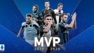 Dybala, che Joya: elettoMVP della stagione 2019-2020