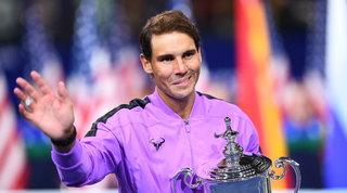 """Nadal rinuncia agli US Open: """"La pandemia non è sotto controllo"""""""
