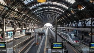 Stazioni ferroviarie, nuovo hub per la mobilità sostenibile