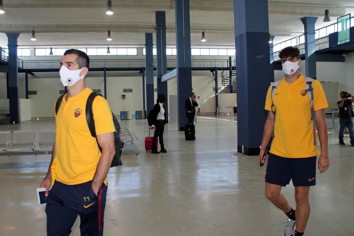 E' iniziata la missione Europa League per i giallorossi.