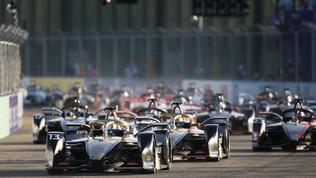E-Prix Berlino: Da Costa trionfa in gara-1, ritiro per Massa