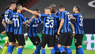Lukaku-Eriksen, l'Inter stende il Getafe e vola ai quarti