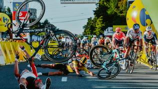 """Bicicletta, le scuse di Groenewegen: """"Non riesco a trovare le parole per dire quanto mi dispiace"""""""