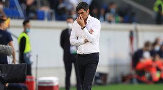 """Fonseca: """"Io principale responsabile""""   Dzeko duro: """"Ci hanno mangiato"""""""