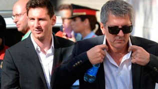 Inter, papà Messi è a Milano: nuova casa con vista... Inter