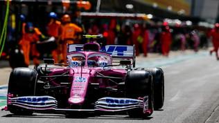 Racing Point, c'è una condanna inedita: multa e penalità. Ricorso Ferrari