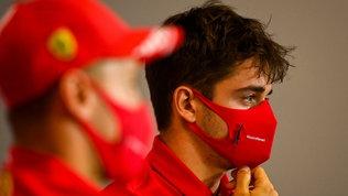 """Leclerce Vettel, quanti dubbi: """"Ci sono tanti problemi da risolvere"""""""