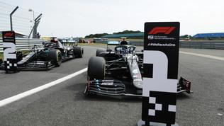F1, Bottasbatte Hamilton in qualifica