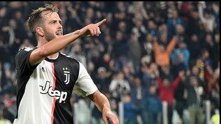 """Juventus, Pjanic saluta: """"Rimarrai sempre nel mio cuore"""""""