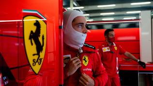 """Leclerc: """"Non aspettiamoci un altro podio"""". Hamilton: """"Non perfetto"""""""