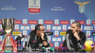 """Bonucci e Dybala salutano Sarri: """"Grazie di tutto mister"""""""