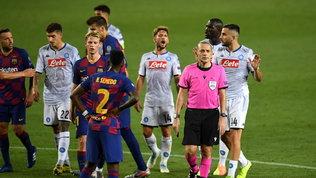 Napoli, blackout e rimpianti: dal Camp Nou la base per ripartire
