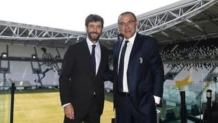 Sarri e la scintilla mai scattata: l'ultimo confronto con Agnelli