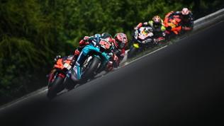 MotoGP, Bindervince in solitaria