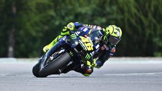 """Rossi: """"Potevo lottare per il podio, peccato"""""""
