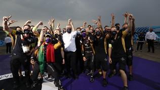 Berlino incorona Da Costa campione di Formula E