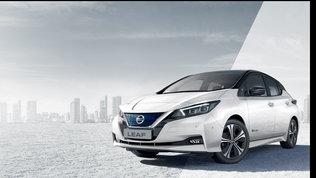 Nissan, paghi il parcheggio scaricando energia