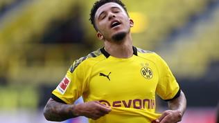 Sancho abbandonato dallo United: resta al Dortmund e rinnova