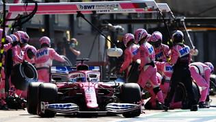 McLarene Williams ritirano il ricorso contro laRacing Point: Ferrari e Renault sole