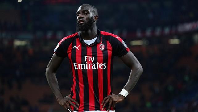"""Bakayoko vuole un Milan-bis: """"Il rossonero è nel mio cuore"""""""