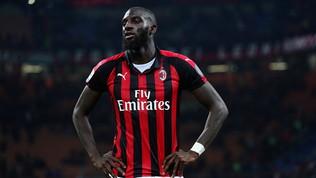 """Il Milan sogna Bakayokoche ammette: """"Il rossonero è nel mio cuore"""""""