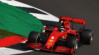 Novità per Vettel: per Barcellona c'è un telaio nuovo