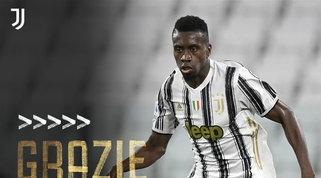Ora è ufficiale: la Juventus saluta e ringrazia Matuidi