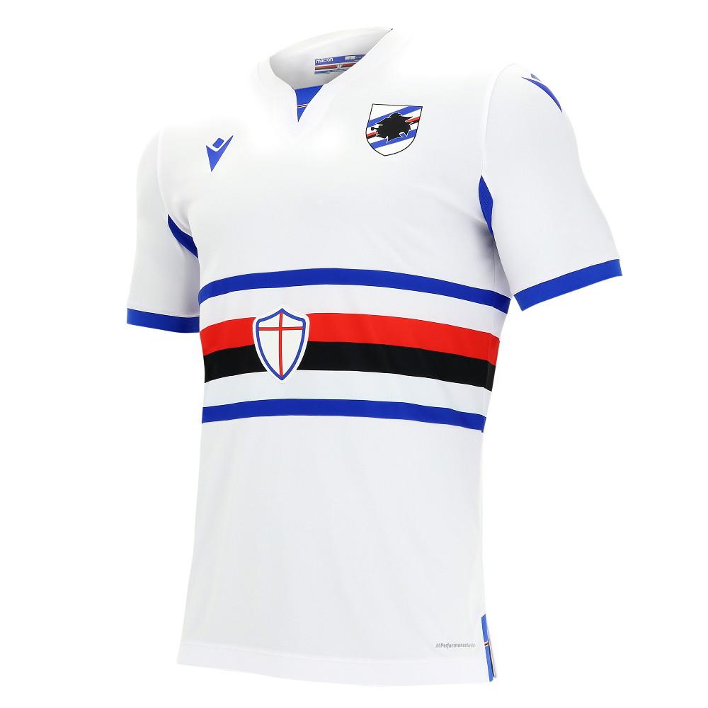 Sampdoria, la nuova maglia tra tradizione e stile | Foto ...